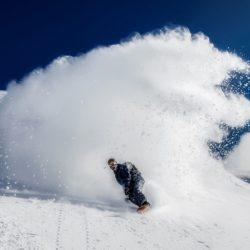 come imparare ad andare in snowboard