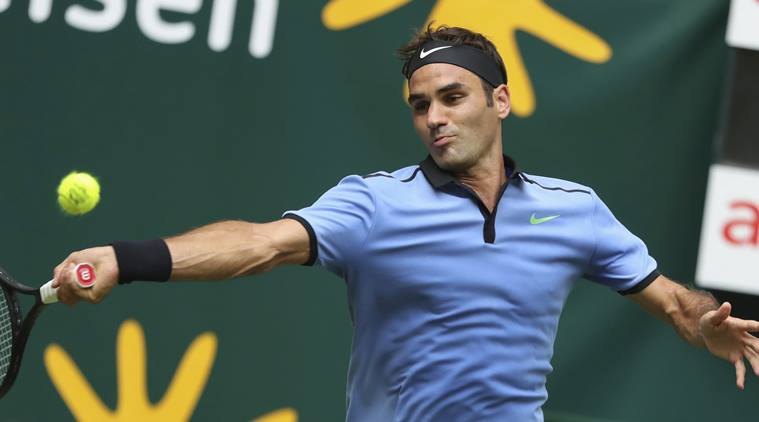 Roger Federer: Tennista Svizzero
