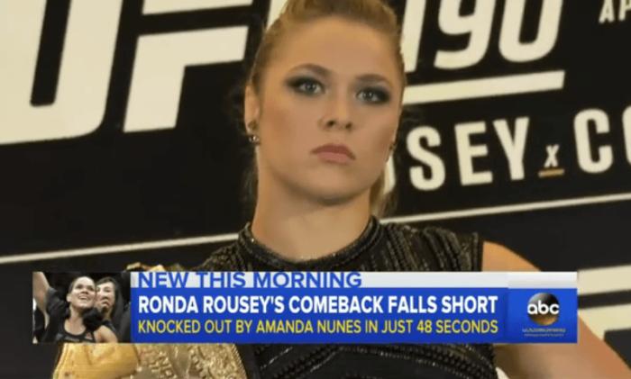 ronda rousey chi è la lottatrice mma professionista