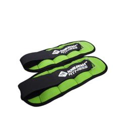 fasce zavorrate polsi caviglie per rinforzare i muscoli