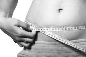 ridurre il grasso corporeo